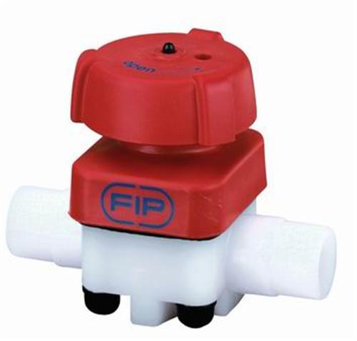 FIP品牌VM-PVDF手动隔膜阀