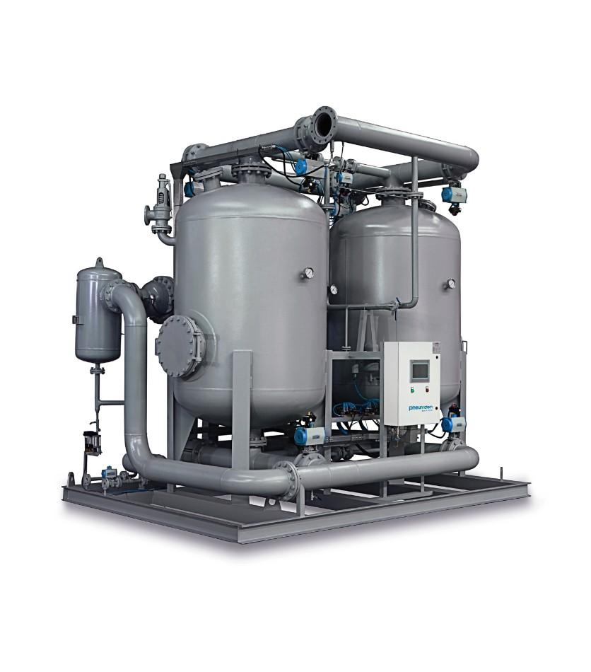 压缩热吸附式干燥机