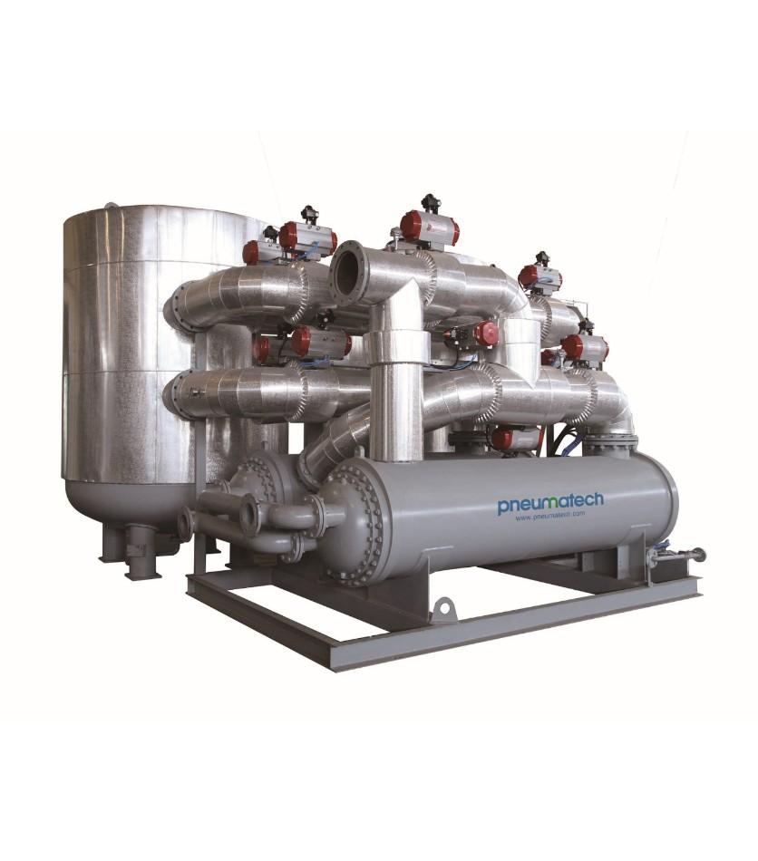 压缩式零气耗再生干燥机