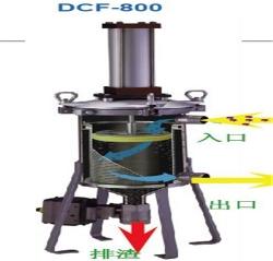 DCF800内部视图
