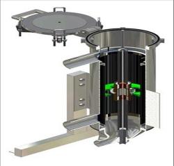 磁力驱动自清洗过滤器